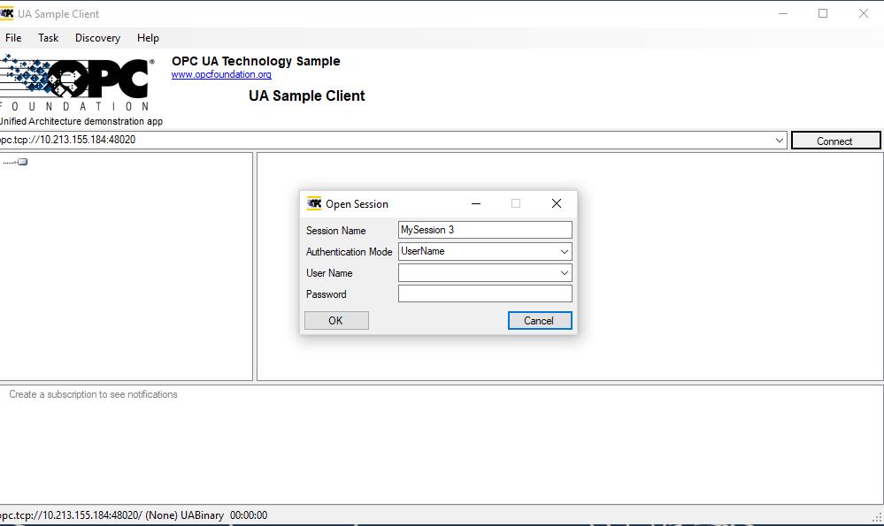 Ewon flexy 205 OPC UA Server & Client - eWON Flexy - hms how
