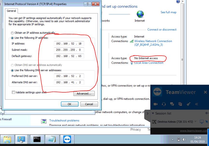 Setup eWon with StaticIP Address - eWON Cosy - hms how