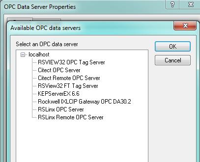 Kepware Opc Da Configuration